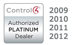 control4 premium platinum dealer