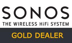 sonos gold dealer