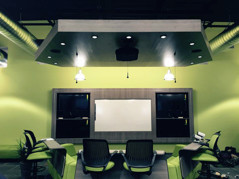 Corporate Boardroom Conference Room Systems