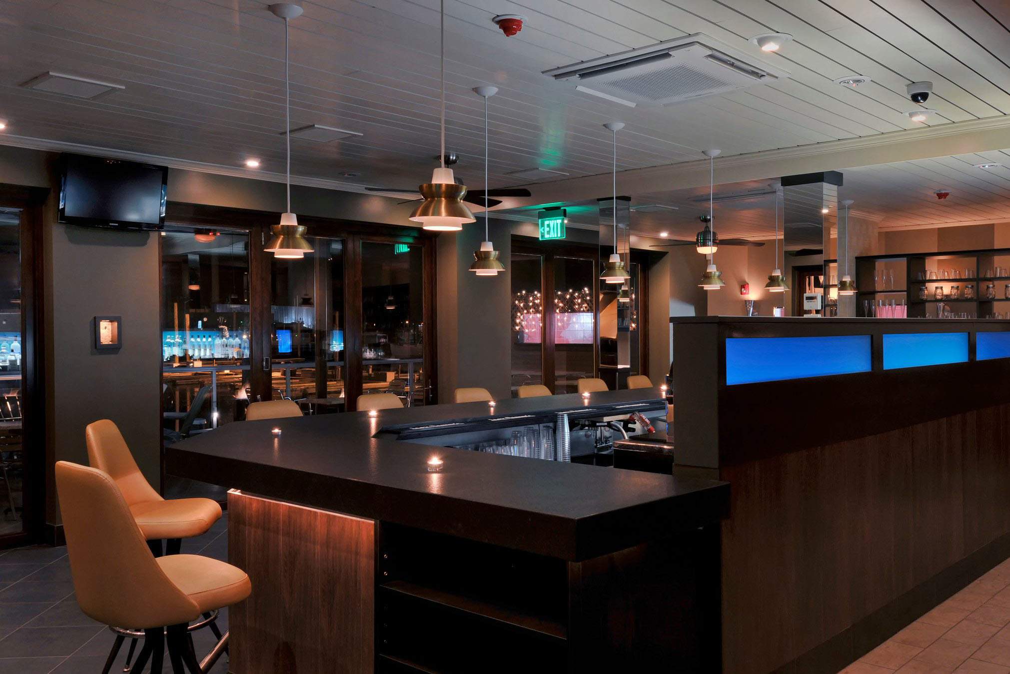 commercial bar restaurant av systems long island nyc