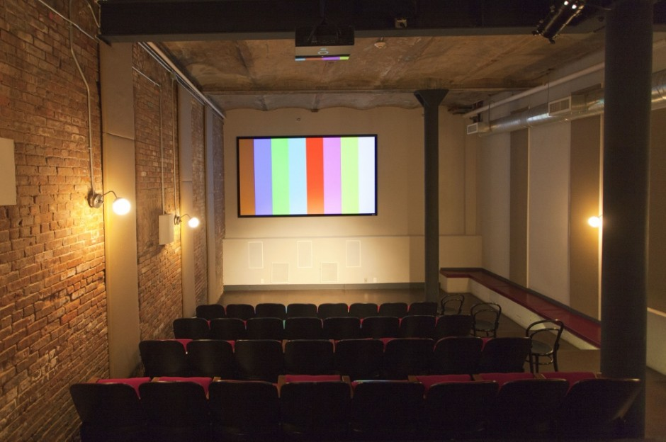 Wythe Hotel - New York - Screening Room