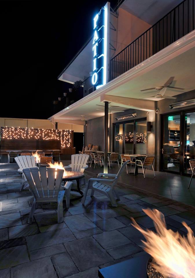 The Patio -The Freeport Inn and Marina