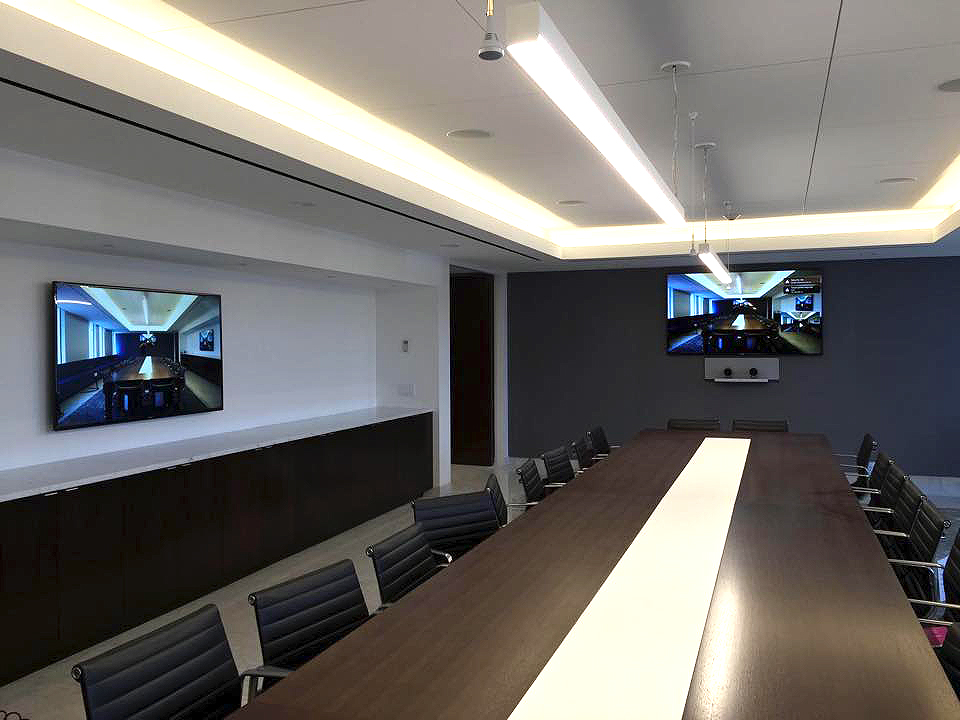 corporate boardroom conference systems