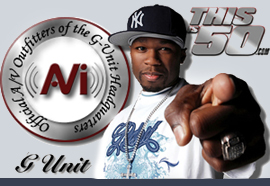 AVI is the Official Audio/Video outfitters of 50Cent & the G-Unit Headquarters