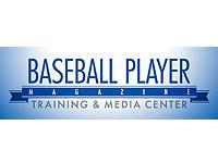 baseball player magazine