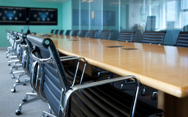 corporate boardroom automation