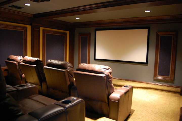 custom home theater systems