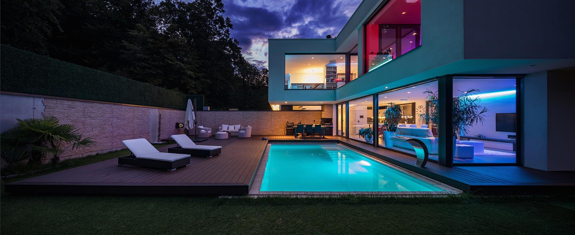 lighting control smart homes