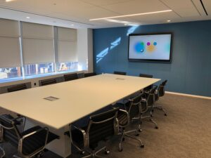 conference room audio visual installers long island