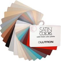 motorized blinds colors