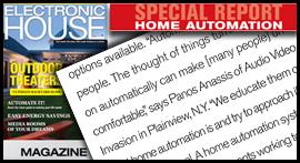 electronic home magazine