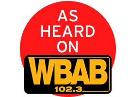 as heard wbab